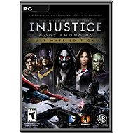 Injustice: Gods Among Us Ultimate Edition - Hra pro PC