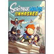 Scribblenauts Unmasked: A DC Comics Adventure - Herní doplněk
