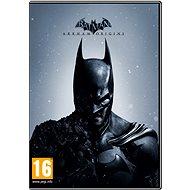 Batman: Arkham Origins - Hra pro PC
