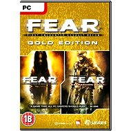 FEAR Gold Edition - Hra na PC