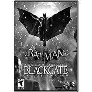 Batman: Arkham Origins Blackgate - Deluxe Edition - Hra na PC