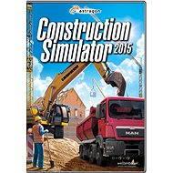 Construction Simulator 2015 - Hra pro PC