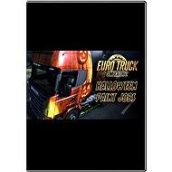 Euro Truck Simulator 2 - Halloween Paint Jobs - Herní doplněk