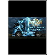 Euro Truck Simulator 2 - Force of Nature Paint Jobs Pack - Herní doplněk