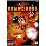 Worms Armageddon - Hra na PC