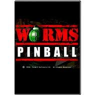 Worms Pinball - Hra pro PC