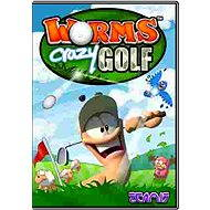 Worms Crazy Golf - Hra pro PC