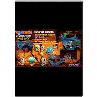 Worms Revolution - Mars Pack DLC (PC) - Herní doplněk
