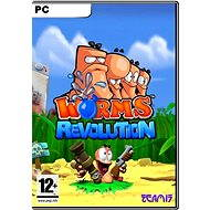 Worms Revolution Gold Edition (PC) - Hra na PC