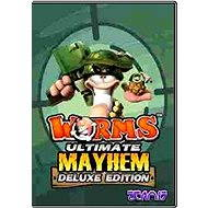 Worms Ultimate Mayhem - Deluxe Edition - Hra pro PC