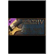 Herní doplněk Europa Universalis IV: Republican Music Pack