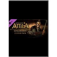 Total War: ATTILA - Longbeards Culture Pack - Herní doplněk