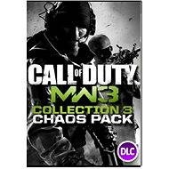 Call of Duty: Modern Warfare 3 Collection 3 - Chaos Pack (MAC) - Herní doplněk