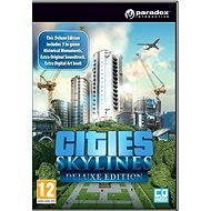 Cities: Skylines Deluxe Edition - Hra pro PC