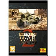 Theatre of War 2 - Battle for Caen - Herní doplněk