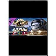 Euro Truck Simulator 2 - Scandinavia - Herní doplněk