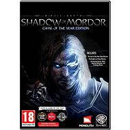 Middle-earth: Shadow of Mordor Game of the Year Edition - Hra na PC