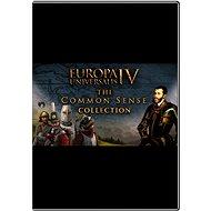 Europa Universalis IV: Common Sense - Herní doplněk