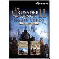 Crusader Kings II: Horse Lords Collection - Herní doplněk