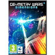 Geometry Wars™ 3: Dimensions Evolved (MAC/LINUX) - Hra pro PC