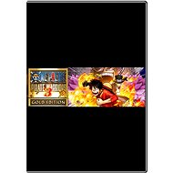 One Piece Pirate Warriors 3 Gold Edition - Hra pro PC