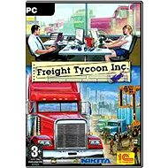 Freight Tycoon Inc. - Hra pro PC