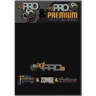 MEGA BUNDLE: AGFPRO + Premium + Zombie + Fantasy + BattleMat - Hra pro PC
