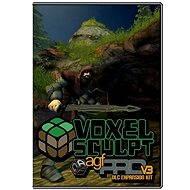 AGFPRO Voxel Sculpt DLC - Hra pro PC