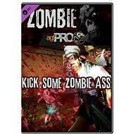 AGFPRO Zombie Survival Pack DLC - Hra pro PC