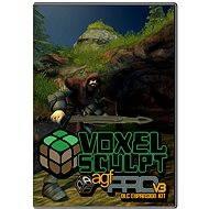 AGFPRO 3.0 + Voxel Sculpt - Hra pro PC