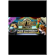 Euro Truck Simulator 2 - Cabin Accessories - Herní doplněk