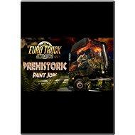 Euro Truck Simulator 2 - Prehistoric Paint Jobs - Herní doplněk
