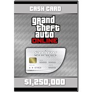 Grand Theft Auto V + Great White Shark Card - Hra pro PC