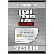 Grand Theft Auto V + Great White Shark Card - Hra pro PC
