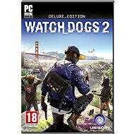 Watch Dogs 2 - Deluxe Edition- PC DIGITAL - Hra na PC