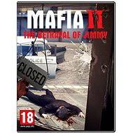 Mafia II Betrayal of Jimmy DIGITAL - Herní doplněk