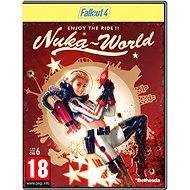 Fallout 4 Nuka-World DIGITAL - Herní doplněk