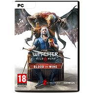 The Witcher 3: Wild Hunt - Blood and Wine DIGITAL - Gaming Accessory