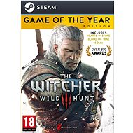Witcher 3: Wild Hunt -  Game of the Year Edition DIGITAL - PC Game