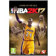 NBA 2K17 Legend Edition Gold DIGITAL - Hra pro PC