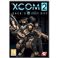 XCOM 2 Shen's Last Gift (PC/MAC/LINUX) DIGITAL - Herní doplněk