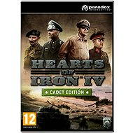 Hearts of Iron IV: Cadet Edition (PC/MAC/LINUX) DIGITAL - Hra pro PC