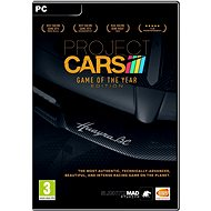 Project CARS - Game of the Year Edition DIGITAL - Hra pro PC