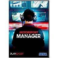 Motorsport Manager (PC/MAC/LINUX) DIGITAL - Hra pro PC