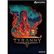 Tyranny - Commander Edition (PC/MAC/LX) PL DIGITAL + BONUS! - Hra pro PC