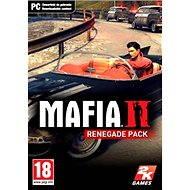 Mafia II DLC Pack - Renegade (PC) DIGITAL - Herní doplněk
