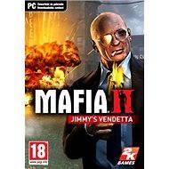 Mafia II Jimmys Vendetta (PC) DIGITAL - Herní doplněk