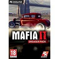 Mafia II DLC Pack - Greaser (PC) DIGITAL - Herní doplněk