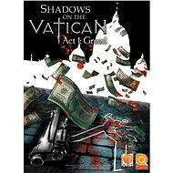 Shadows on the Vatican - Act 1: Greed (PC) DIGITAL - Hra pro PC