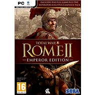 Total War: ROME II - Emperor Edition (PC) DIGITAL - Hra pro PC